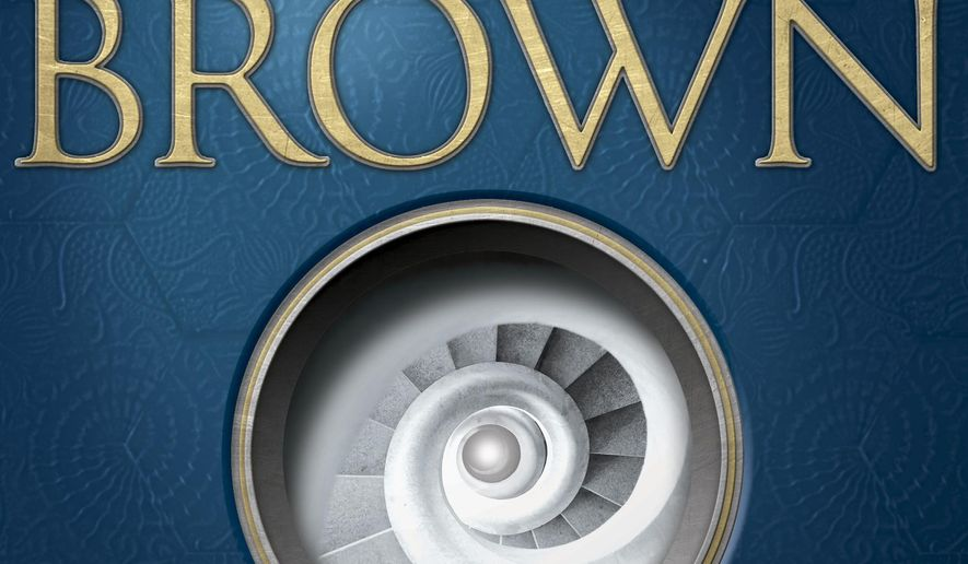 """This cover image released by Doubleday shows """"Origin,"""" a novel by Dan Brown. The book, released Tuesday, Oct. 3, is  already a chart-topper on Amazon.com.. (Doubleday via AP)"""