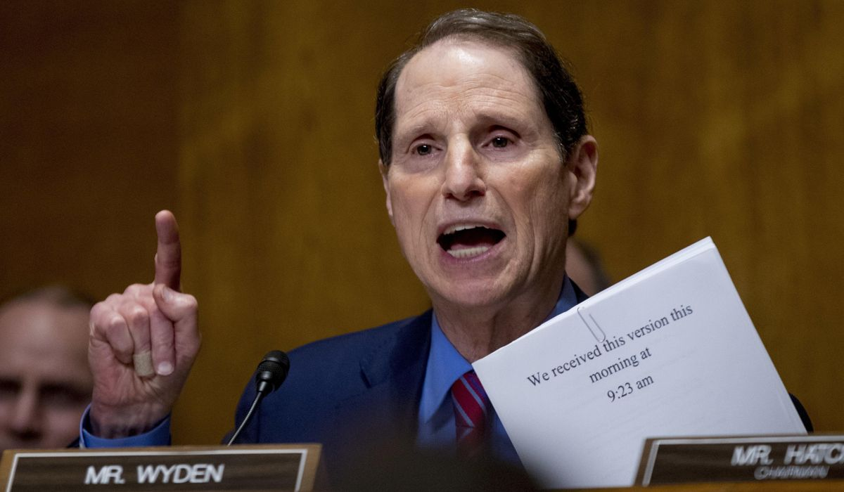 2020 election meddling by foreign hackers will 'make 2016 look like small potatoes,' warns Wyden