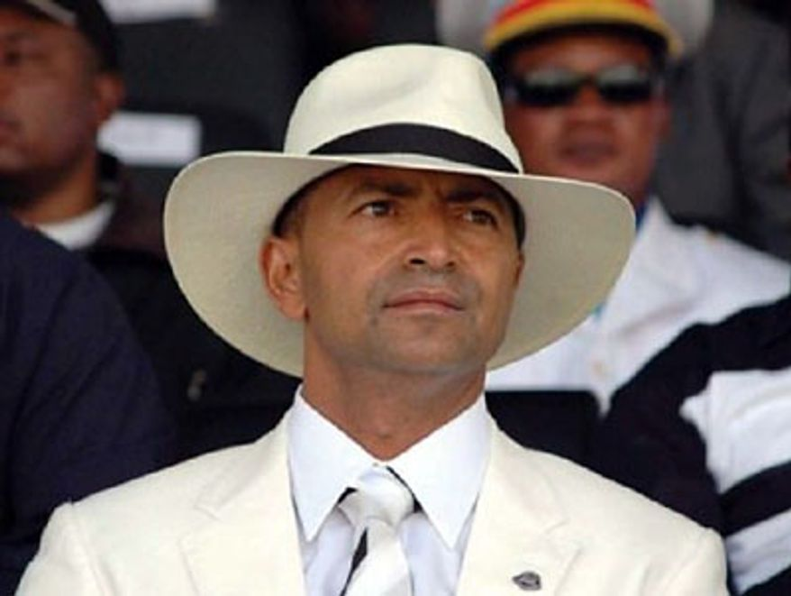 Moise Katumbi:  Serving Himself Instead of The People of the Democratic Republic of Congo (sponsored lead photo)