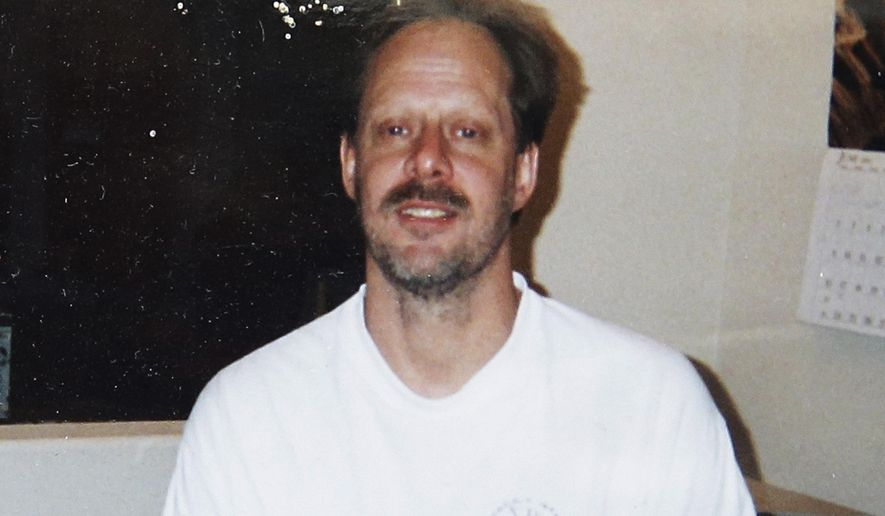 This undated photo provided by Eric Paddock shows his brother, Las Vegas gunman Stephen Paddock. On Sunday, Oct. 1, 2017, Stephen Paddock opened fire on the Route 91 Harvest Festival killing dozens and wounding hundreds. Police who have yet to find Paddock's motive for the massacre said Friday, that they will enlist the public's help with billboards that ask people with credible information to call the FBI. (Courtesy of Eric Paddock via AP, File)