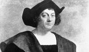 Christopher Columbus. (Image from Associated Press)