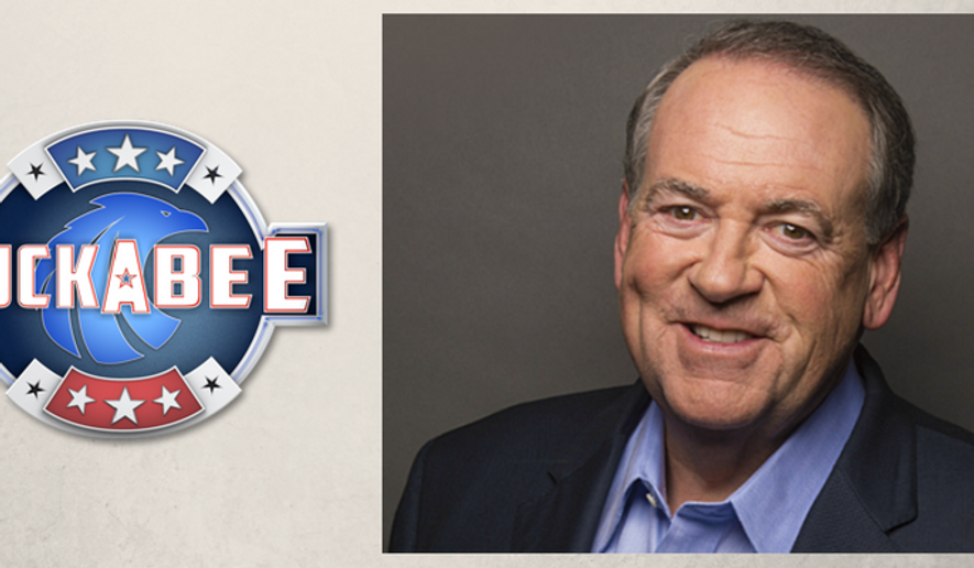 Mike Huckabee's new TV show launched October 7 on TBN.