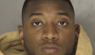 This undated photo provided by the Pittsburgh Bureau of Police shows Matthew Darby. Police say Darby is the ex-boyfriend of a University of Pittsburgh student, Alina Sheykhet, who was found dead on Sunday, Oct. 8, 2017, in her off-campus home. Police are seeking Darby, who hasn't been charged in Sheykhet's death but was arrested Sept. 26, 2017, and charged with criminal trespass for breaking into her apartment (Pittsburgh Bureau of Police via AP)