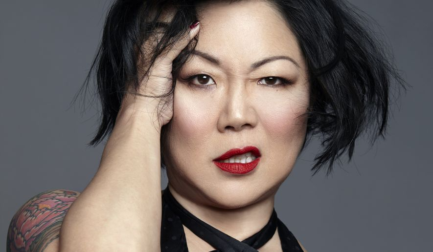 Margaret Cho.  (Albert Sanchez)