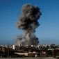 American fighter jets are pounding Islamic State areas in Libya. The terrorist group is gaining a new foothold in the North African nation, particularly the strategically located city of Sirte. (Associated Press)