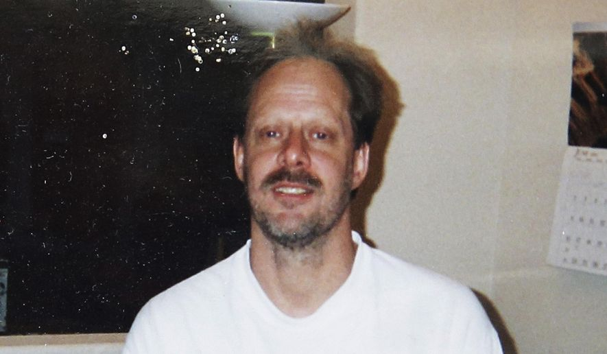 This undated file photo provided by Eric Paddock shows his brother, Las Vegas gunman Stephen Paddock.  (Courtesy of Eric Paddock via AP, File) **FILE**