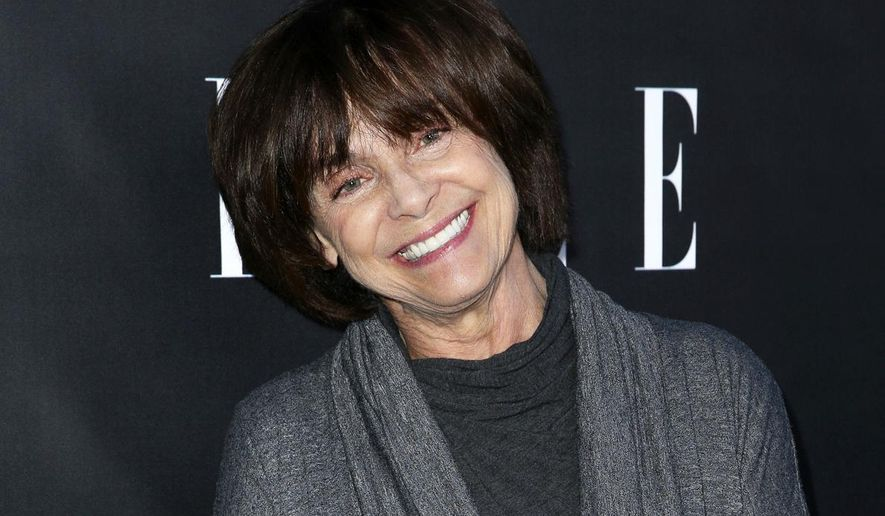 "FILE - In this June 7, 2016 file photo, Valerie Harper arrives at the ELLE Women in Comedy event, in Los Angeles. Harper stars in a short film titled, ""My Mom and the Girl."" (Photo by Rich Fury/Invision/AP, File)"