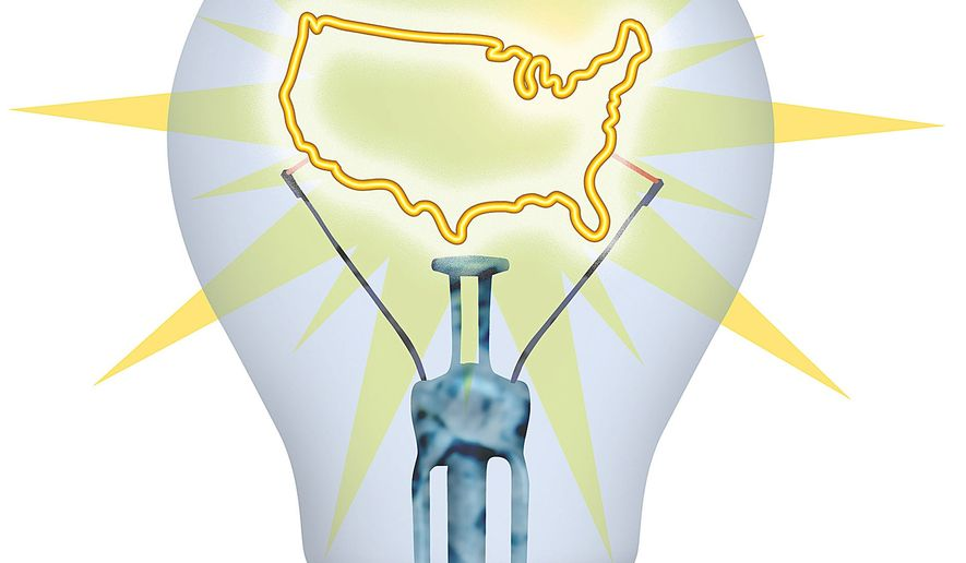 American Intellectual Property Illustration by Greg Groesch/The Washington Times