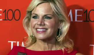 FILE - In this April 25, 2017 file photo, Gretchen Carlson attends the TIME 100 Gala, celebrating the 100 most influential people in the world in New York. Carlson says the Harvey Weinstein scandal shows the nation may be in the midst of a profound cultural shift on the issue of sexual harassment. Carlson's lawsuit against former Fox News Channel CEO Roger Ailes led to his ouster last year. (Photo by Charles Sykes/Invision/AP, File)