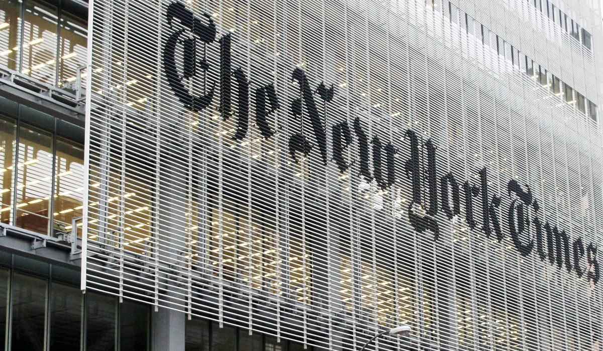 New group fights New York Times' '1619 Project' advocacy effort