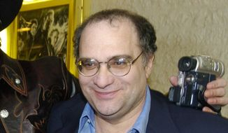 "FILE - In this March 28, 2005 file photo, Miramax co-founder Bob Weinstein appears at a premiere of ""Sin City,"" in Los Angeles. Spike network is investigating reports of sexual harassment by the brother of disgraced film mogul Harvey Weinstein against the female showrunner of a series produced by The Weinstein Co. and aired on Spike. Amanda Segel, a producer of the sci-fi series ""The Mist,"" claims Bob Weinstein made continued romantic overtures, according to a story published Tuesday by Variety. (AP Photo/Chris Pizzello, File)"