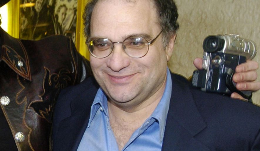 """FILE - In this March 28, 2005 file photo, Miramax co-founder Bob Weinstein appears at a premiere of """"Sin City,"""" in Los Angeles. Spike network is investigating reports of sexual harassment by the brother of disgraced film mogul Harvey Weinstein against the female showrunner of a series produced by The Weinstein Co. and aired on Spike. Amanda Segel, a producer of the sci-fi series """"The Mist,"""" claims Bob Weinstein made continued romantic overtures, according to a story published Tuesday by Variety. (AP Photo/Chris Pizzello, File)"""