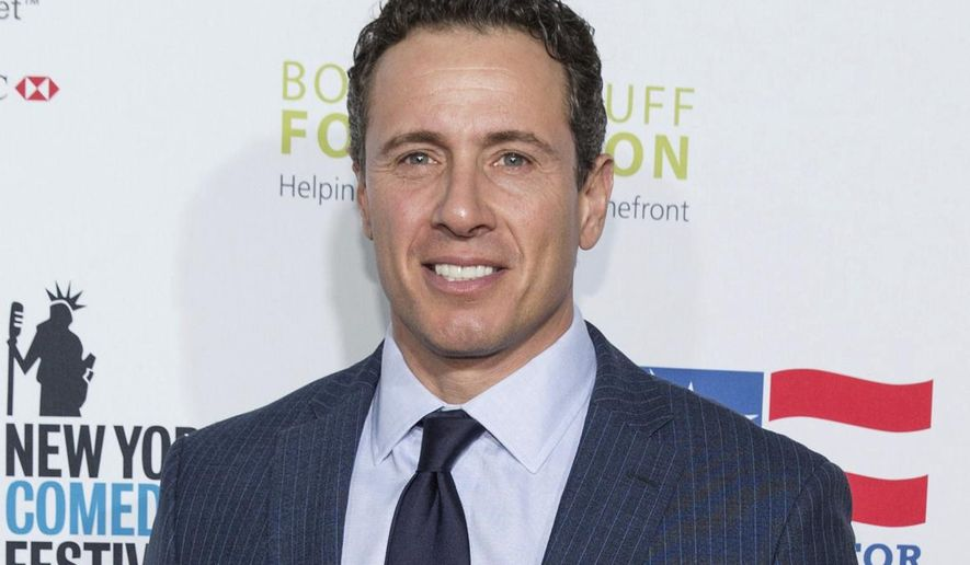 FILE - In this Nov. 10, 2015 file photo, Chris Cuomo arrives at the 9th Annual Stand Up For Heroes in New York. Cuomo is hearkening back to his newsmagazine days with a series for the sister network HLN that initially touches on hot-button issues like the opioid crisis, illegal immigration and the sex trade. (Photo by Michael Zorn/Invision/AP, File)