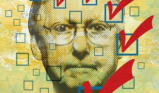 It's All About the Votes Illustration by Greg Groesch/The Washington Times