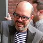 """""""Arrested Development"""" star David Cross is disputing allegations by actress and comedian Charlyne Yi that he made racist comments toward Ms. Yi when they first met 10 years ago. (Wikipedia)"""