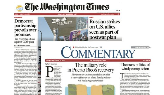 News and Commentary covers