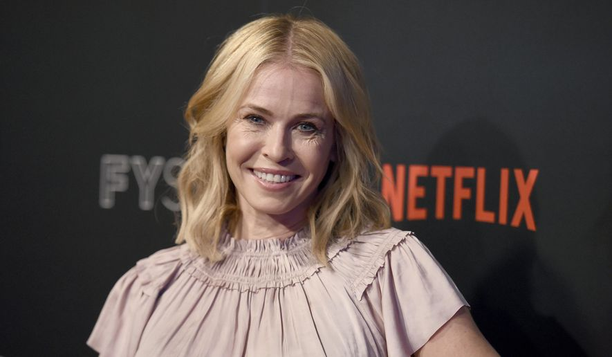 In this May 23, 2017, file photo, Chelsea Handler arrives at the Netflix Comedy Panel For Your Consideration Event at the Netflix FYSee Space in Beverly Hills, Calif. Handler announced on Oct. 18, 2017, that she is ending her Netflix talk show after two seasons in order to focus on political activism. (Photo by Richard Shotwell/Invision/AP, File)