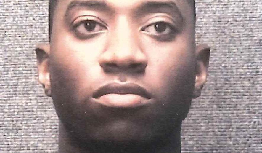This undated photo provided by the Myrtle Beach Police shows Matthew Darby. Darby, the ex-boyfriend of a University of Pittsburgh student found slain in her off-campus apartment on Sunday has been arrested in Myrtle Beach, S.C., on Wednesday, Oct. 11, 2017.   Darby was charged Tuesday evening with criminal homicide in the death of Alina Sheykhet. Police say they found a claw hammer and two knives in a sewer drain near Sheykhet's apartment.   (Myrtle Beach Police via AP)