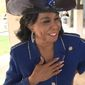 "Rep. Frederica Wilson joked Thursday that she's ""a rock star now"" that the White House is paying attention to her, after she publicly accused President Trump of being callous in a condolence call to a Special Forces' widow. (WSVN)"
