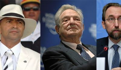 UN Human Rights Council and George Soros: Dictating American Foreign Policy (sponsored lead photo)