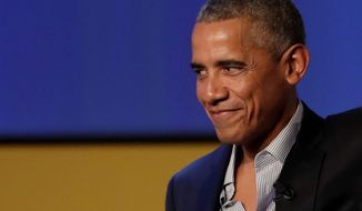Barack Obama      Associated Press photo