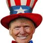 Yankee Doodle Trump Illustration by Greg Groesch/The Washington Times