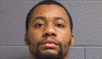 Eddie Curlin, 29, was arrested and charged with malicious destruction of property, identity theft and using computers to commit a crime in regards to three racist graffiti incidents at Eastern Michigan University. (Image: Michigan Department of Corrections)