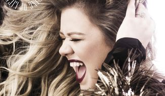 "This image released by Atlantic shows ""Meaning of Life,"" by Kelly Clarkson. (Atlantic via AP)"