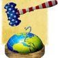 Overreach of Bogus Legal Claims Illustration by Greg Groesch/The Washington Times