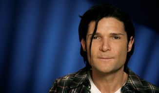 "Actor Corey Feldman has launched a crowdfunding drive for a documentary to expose ""a pedophile ring that I've been aware of since I was a child."" ""Right off the bat, I can name six names [of abusers], one of them who is still very powerful today,"" he said. (Associated Press/File)"