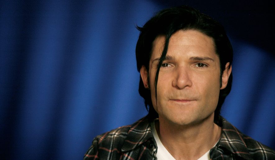 """Actor Corey Feldman has launched a crowdfunding drive for a documentary to expose """"a pedophile ring that I've been aware of since I was a child."""" """"Right off the bat, I can name six names [of abusers], one of them who is still very powerful today,"""" he said. (Associated Press/File)"""