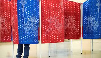 """Nine distinct political """"types"""" have emerged in 2017, according to a new study that claims the main political parties have been deeply fractured into pieces by partisanship and public disagreements. (Associated Press)"""