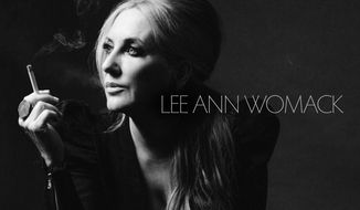 """This image released by ATO Records shows """"The Lonely, The Lonesome & The Gone,"""" the latest release by Lee Ann Womack. (ATO Records via AP)"""