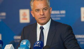 Vladimir Plahotniuc Photo Credit: Sputnik Moldova