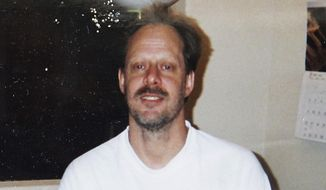 This undated photo provided by Eric Paddock shows his brother, Las Vegas gunman Stephen Paddock. On Sunday, Oct. 1, 2017, Stephen Paddock opened fire on the Route 91 Harvest festival killing dozens and wounding hundreds. Paddock left behind little clues about what led him to carry out the deadliest mass shooting in modern U.S. history. He killed 58 and wounded nearly 500 before killing himself. (Courtesy of Eric Paddock via AP, File)