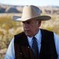"Cliven Bundy led a ""massive armed assault against federal law enforcement,"" federal prosecutors say, when he was confronted over grazing rights with the Bureau of Land Management in Nevada. (Associated Press/File)"