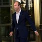 Rick Gates was represented in court by a federal public defender because he didn't yet have his own attorney. He played a role in Paul Manafort's dealings in Eastern Europe. Glenn Selig, a spokesman for Mr. Gates, called the charges politically motivated. (Associated Press/File)
