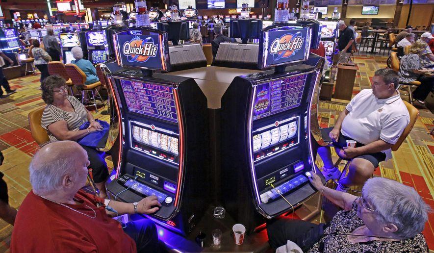 Wa gambling laws