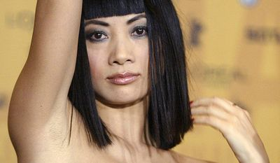 Actress Bai Ling was arrested in 2008 for shoplifting at Los Angeles International Airport after a gift shop employee accused her of stealing two magazines and a pack of batteries