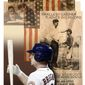Illustration on Alex Bregman's great-grandfather, Bo Bregman, and the heritage behind Alex's baseball career by Alexander Hunter/The Washington Times