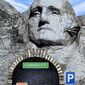 Turning Monuments into Parking Lots Illustration by Greg Groesch/The Washington Times