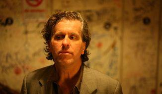 Mark Mulcahy.  (Rich Murray)