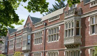 Reed College in Portland, Oregon (Reed.edu via Twitter)