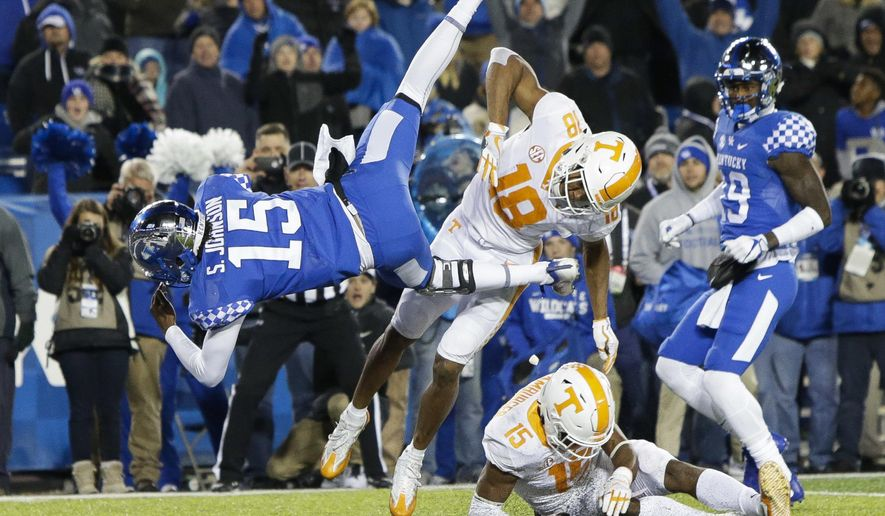 Kentuckys Challenge Stopping Mississippis Passing Game