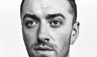 """This cover image released by Capitol Records shows """"The Thrill of It All,"""" by Sam Smith. (Capitol Records via AP)"""