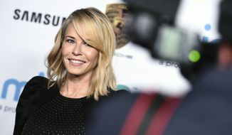 Comedian Chelsea Handler (Photo by Jordan Strauss/Invision/AP)