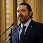 Lebanese Prime Minister Saad Hariri resigned from his position abruptly Saturday, amid rumors of assassination attempts against him. Reportedly, he met with Saudi officials weeks ago. (Associated Press)