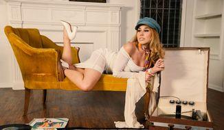 Haley Reinhart.  (Monika Lightstone)