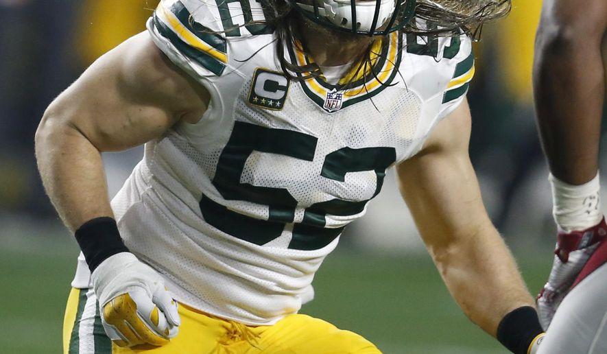Packers Slowly Get Healthier Reset Season After Bye Week Washington Times