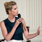 """""""It's time we recognize as a country that we have to have policies that mirror our values: work and family,"""" Ivanka Trump says about tax reform. (Associated Press/File)"""